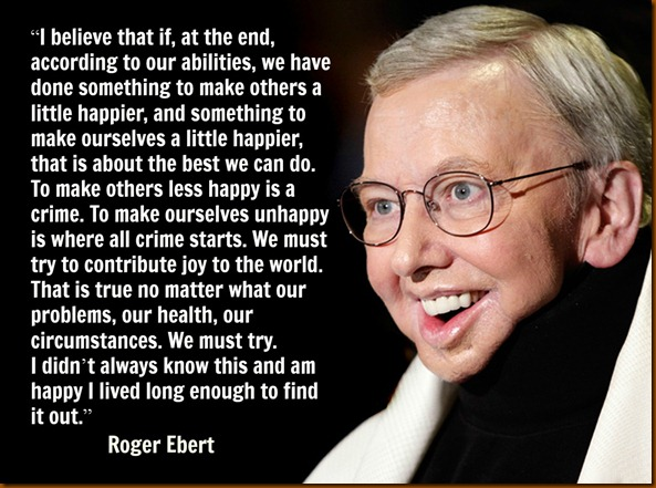 Roger Ebert's quote #5