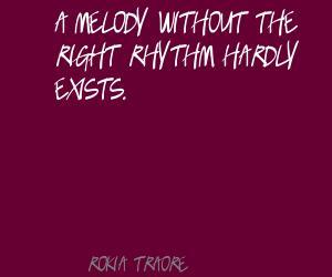 Rokia Traore's quote #1