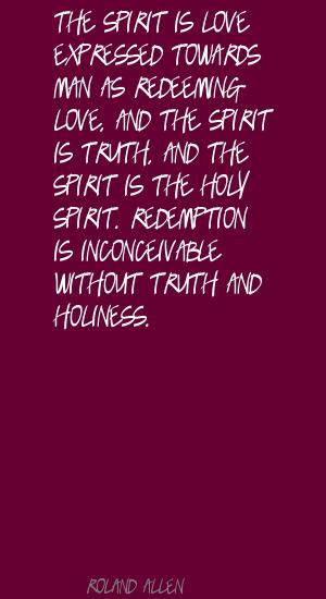 Roland Allen's quote #5