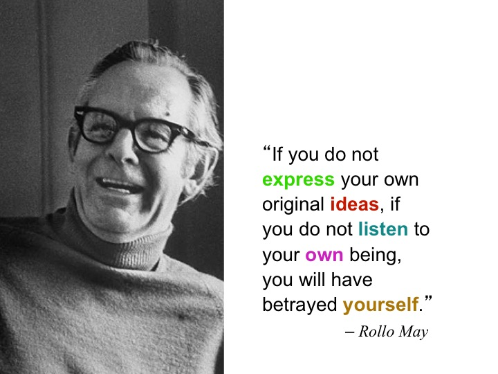 Rollo May's quote #4