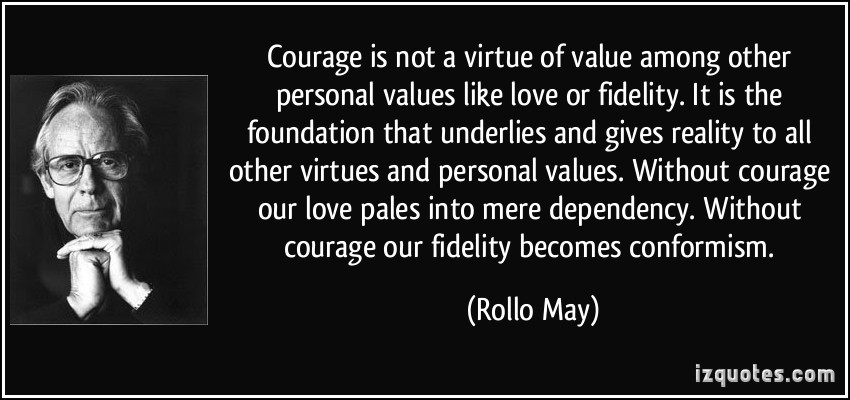 Rollo May's quote #2