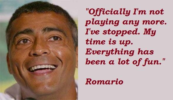 Romario's quote #3