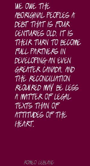 Romeo LeBlanc's quote #1