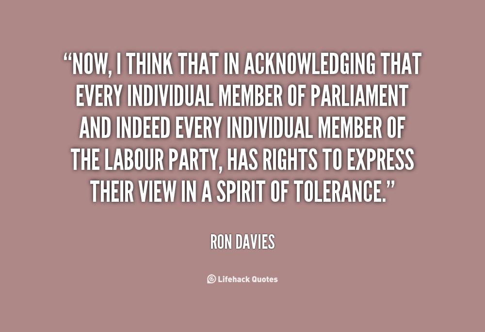 Ron Davies's quote #6