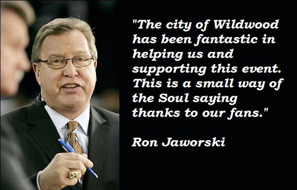 Ron Jaworski's quote #2