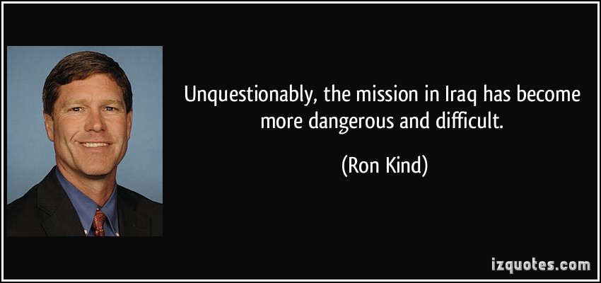 Ron Kind's quote #4