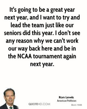 Ron Lewis's quote #3