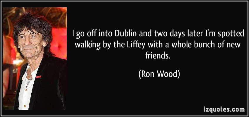 Ron Wood's quote #4