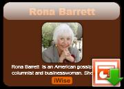 Rona Barrett's quote #1