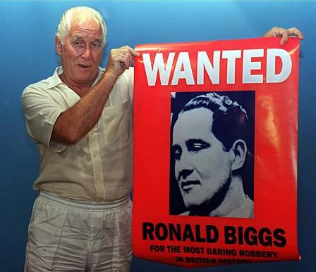 Ronald Biggs's quote #6