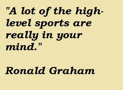 Ronald Graham's quote #1