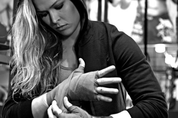 Ronda Rousey's quote #7