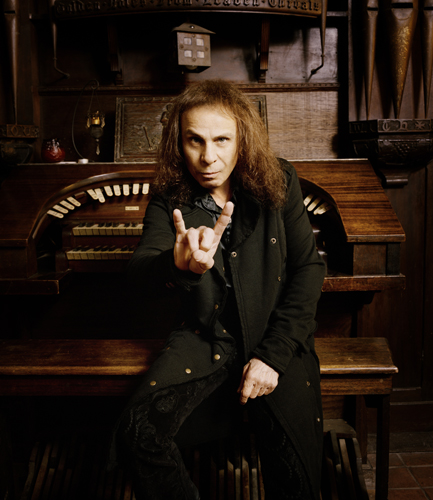 Ronnie James Dio's quote