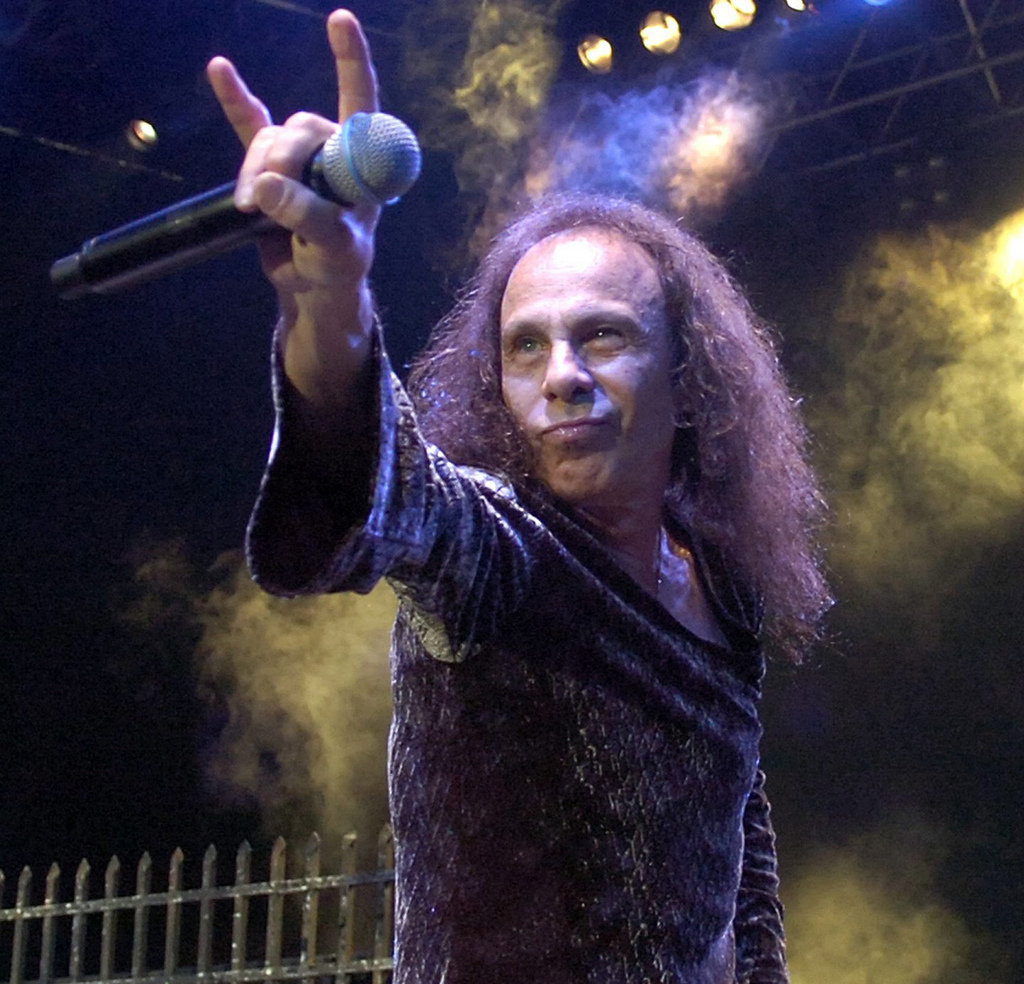 Ronnie James Dio's quote #4