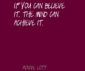 Ronnie Lott's quote