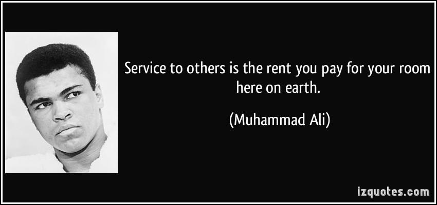 Room Service quote #1