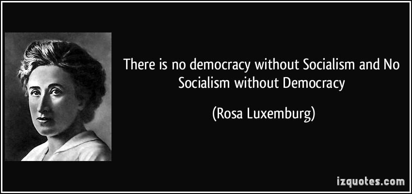 Rosa Luxemburg's quote #2