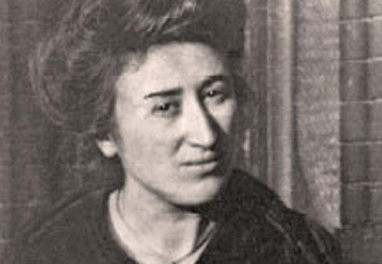 Rosa Luxemburg's quote