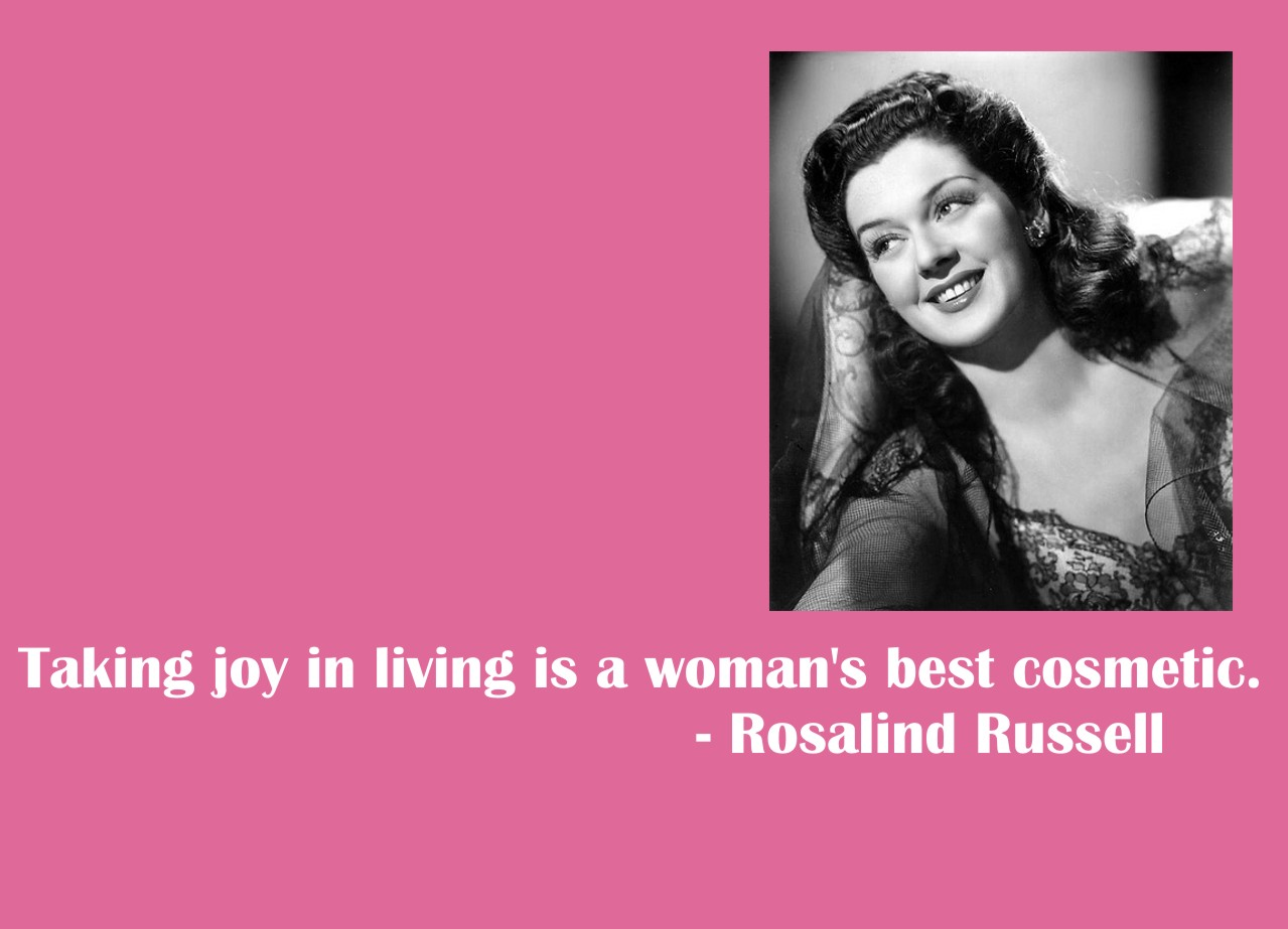 Rosalind Russell's quote #2