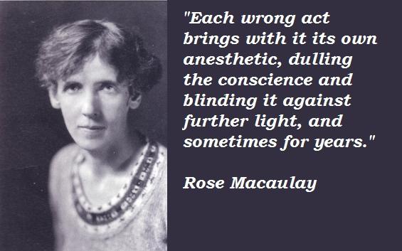 Rose Macaulay's quote #2