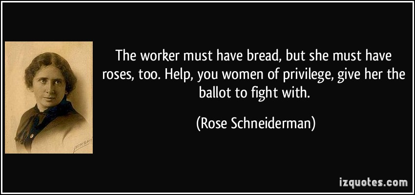 Rose Schneiderman's quote #2