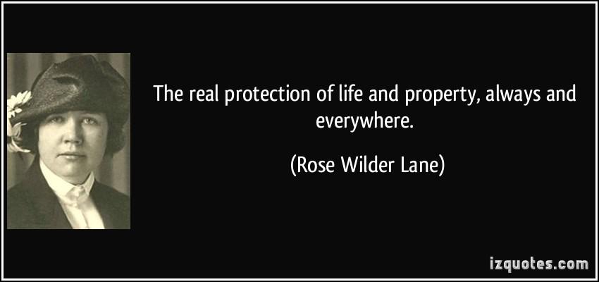 Rose Wilder Lane's quote #2