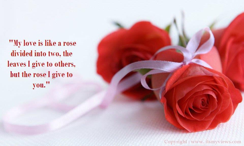 Roses quote #1