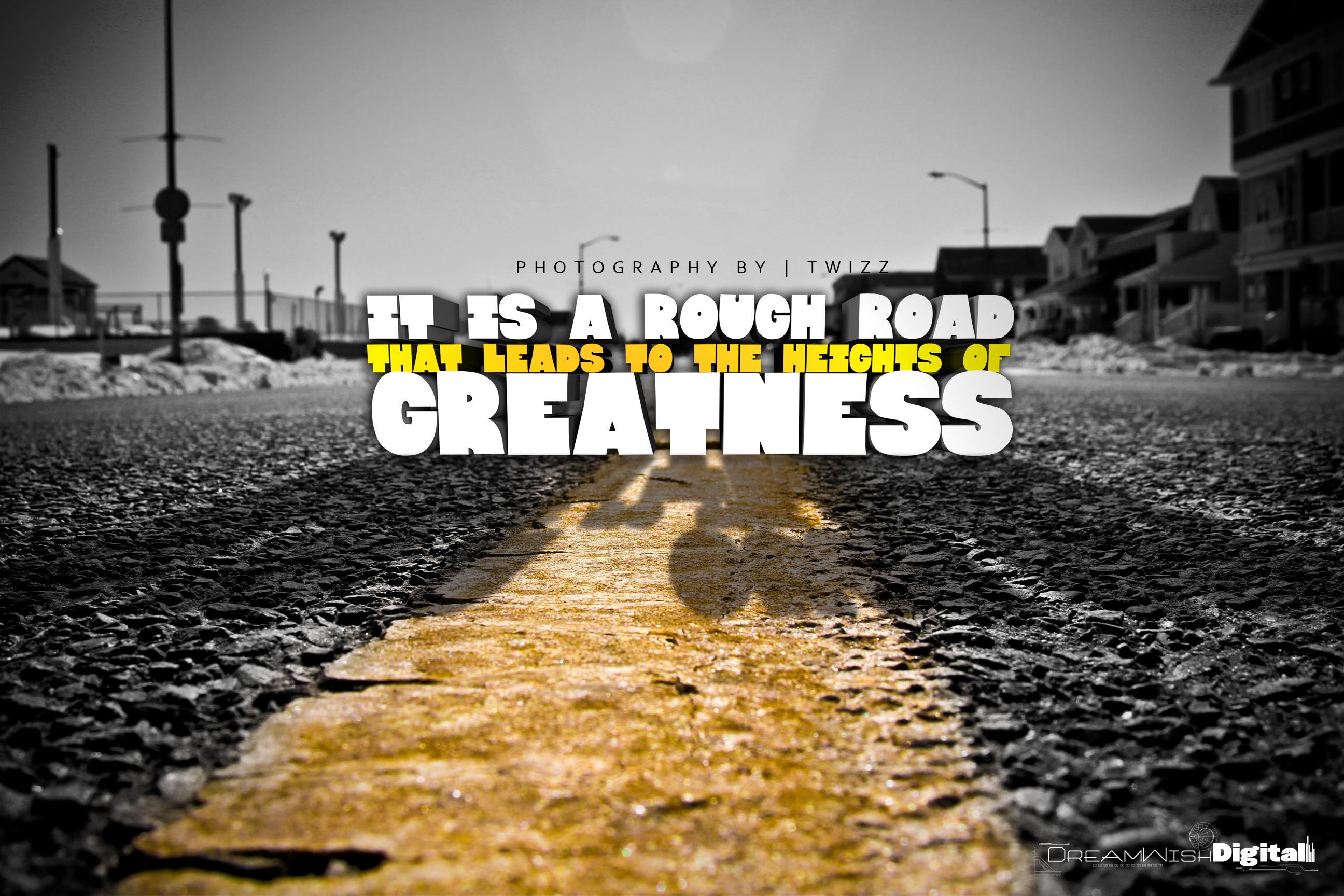 Rough Road quote #1