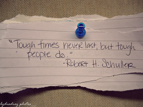 Rough Times quote #2