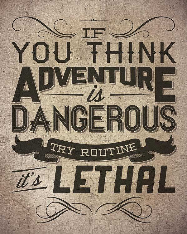 Routine quote #2