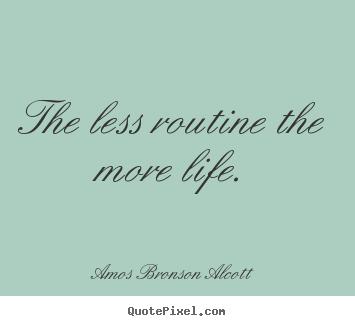 Routine quote #8