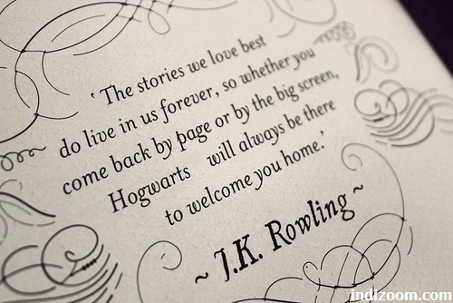 Rowling quote #2