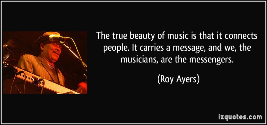 Roy Ayers's quote #4