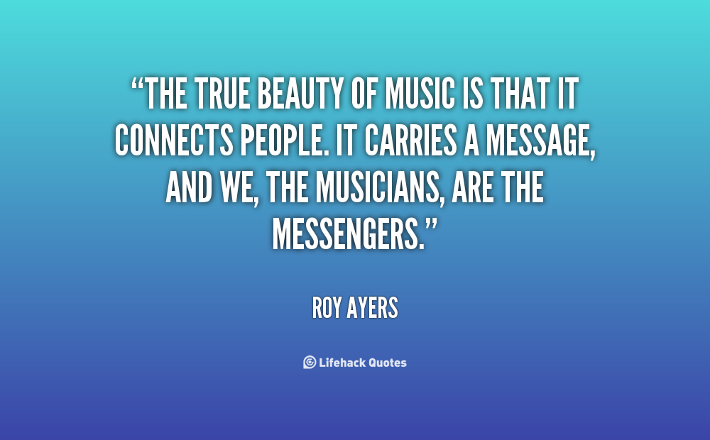 Roy Ayers's quote #5