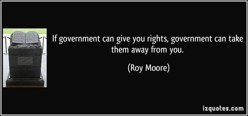 Roy Moore's quote #6