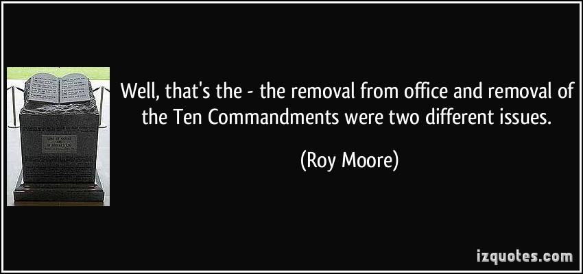 Roy Moore's quote #4