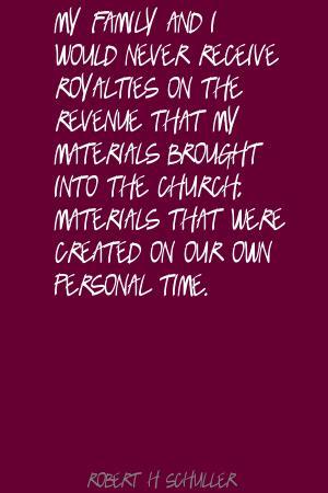 Royalties quote #2