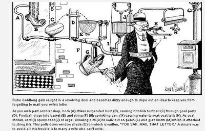 Rube Goldberg's quote #5