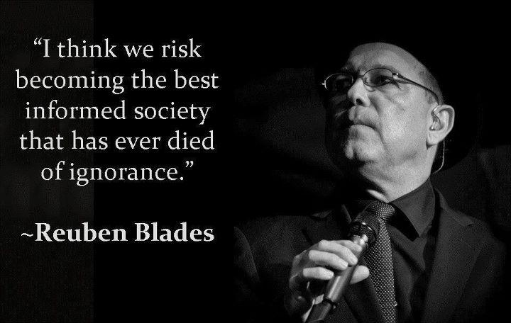 Ruben Blades's quote #3