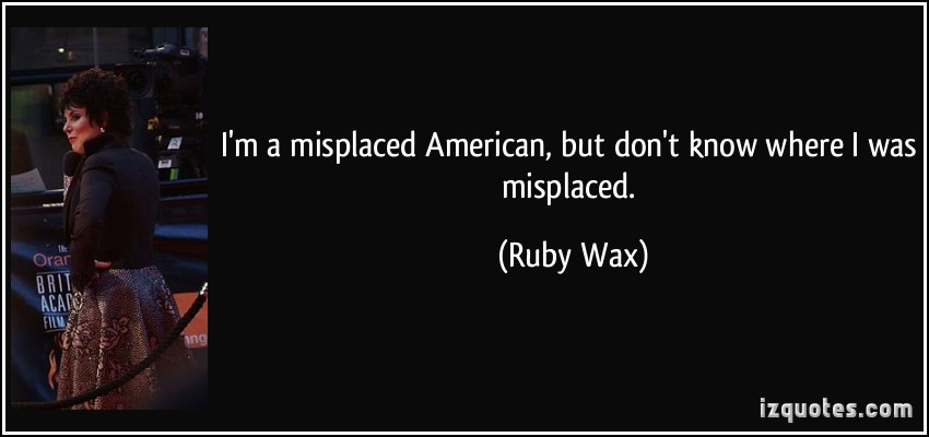 Ruby Wax's quote #5