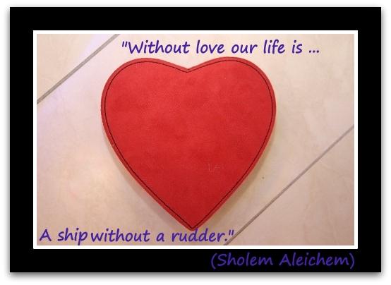 Rudder quote #1