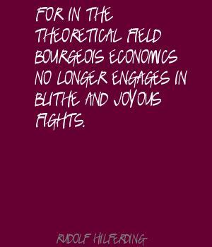 Rudolf Hilferding's quote #1