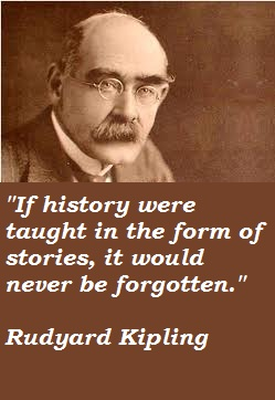 Rudyard Kipling's quote #1