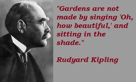 Rudyard Kipling's quote #5
