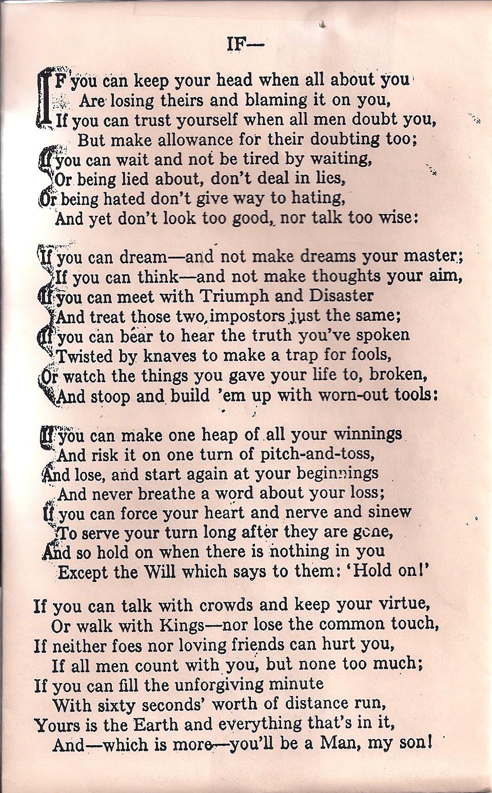 Rudyard Kipling's quote #3