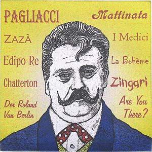 Ruggero Leoncavallo's quote #1
