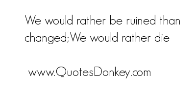 Ruined quote #1