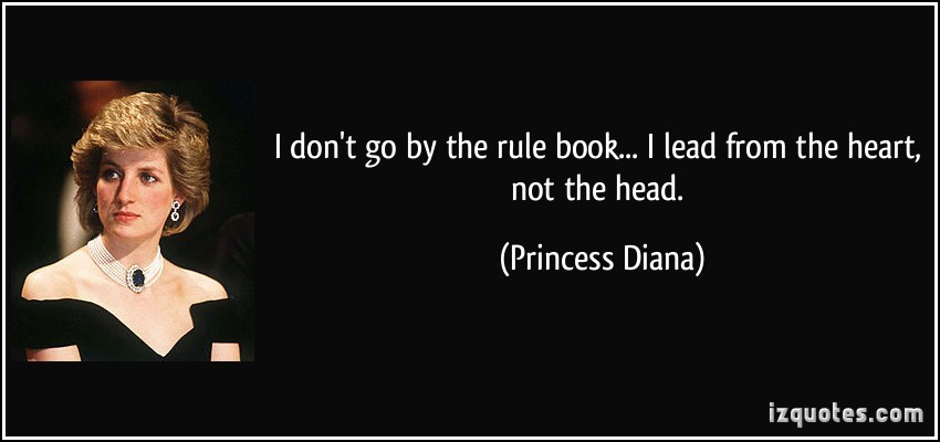 Rule Book quote #1