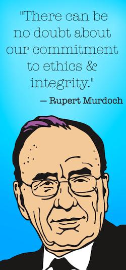 Rupert Murdoch quote #1