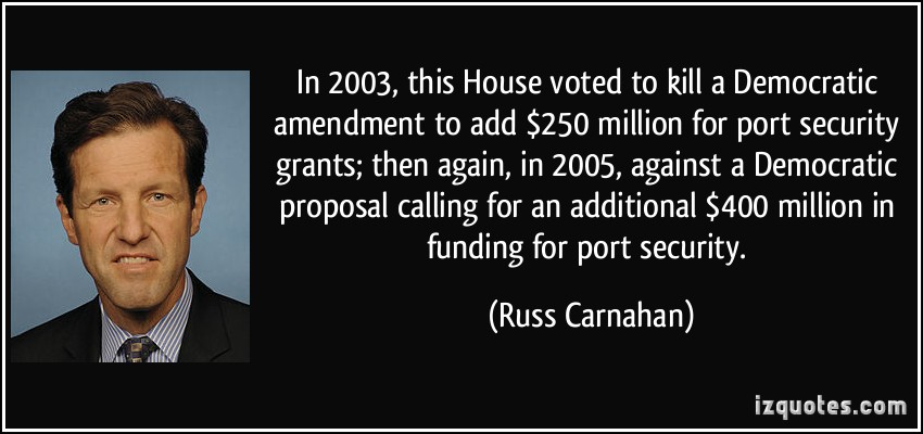 Russ Carnahan's quote #1